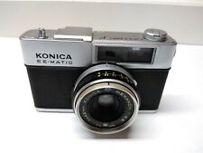 Konica EE-Matic Camera Hexanon 42mm Untested Parts Repair
