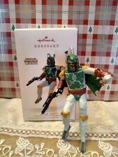 Hallmark Boba Fett #22 Star Wars Series 2018 Christmas Keepsake Ornaments
