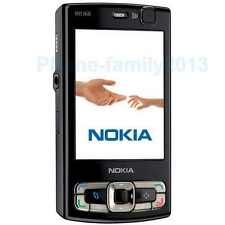 Original Nokia N95 8GB Black Unlocked Smartphone GPS WIFI Classical phone 3G