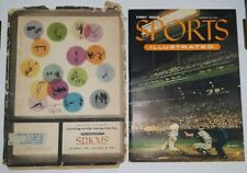 1st Sports Illustrated First Issue 1954 With Original Mailer Pouch Mint w/ Cards