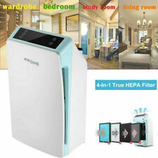 BRAND NEW Home Air Cleaner Purifier HEPA Filter Smoke Eater Indoor Dust Remove