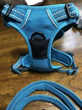 New listing small dog harness and leash set