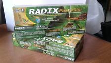 New Radix toothpaste
