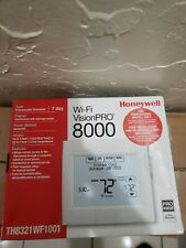Honeywell TH8321WF1001 Touchscreen Thermostat WiFi Vision Pro 8000