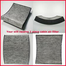 Fit BMW 1 3 Series F30 F31 F20 F21 Activated Carbon Cabin Air Filter 64119237555