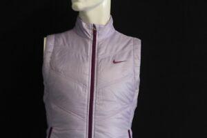 Nike Golf Thermal Mapping Vest Gr. S M Damen lila 619915 521 Weste