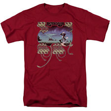 Yes Band Yessongs Album Cover Live 1973 Licensed Tee Shirt Adult Sizes S-3XL