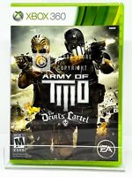 Army of Two: The Devil's Cartel - Xbox 360 - Brand New | Factory Sealed