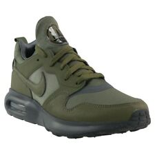 NIKE AIR MAX PREMIUM TRAINER SNEAKERS MEN SHOES OLIVE 876068-200 SIZE 9 NEW