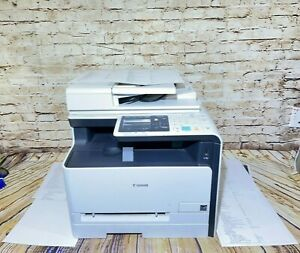 Canon Imageclass Mf8280Cw All-In-One Laser Printer TEsted Works