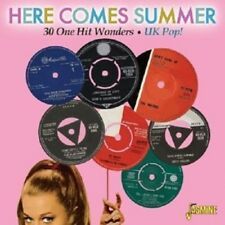 HERE COMES SUMMER  CD (CHET ATKINS, THE DIAMONDS, THE ORLONS, ...) NEW+