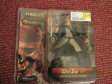 Pirates of the Caribbean Dead Man's Chest Will Turner Action Figure NECA Series1