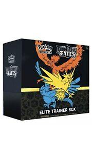 Pokemon Hidden Fates Elite Trainer Box (ETB) Preorder
