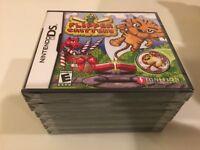 Flipper Critters (Nintendo DS, 2007) DS NEW