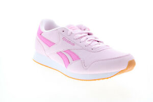 Reebok Royal Classic Jogger 3 FX0838 Womens Pink Athletic Running Shoes