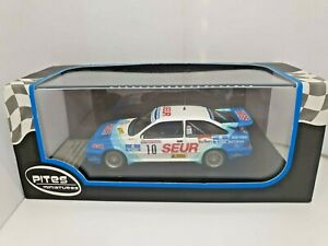 Ford Sierra Cosworth D.Alonso/S.Belzunces  Rally asturias 1989 PITES-TROFEU 1/43
