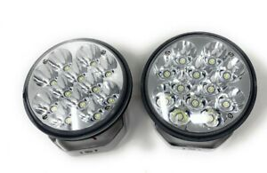 "5.75"" x 2.5"" FLOOD DRIVING LIGHTS UNIVERSAL FORD RAM GMC CHEVROLET CADILLAC JEEP"