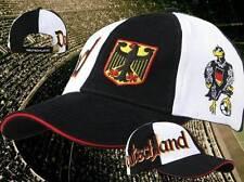 "Deutschland Kappe B ""ADLER"" 2  + neu + Fan WM Cap  NEUWARE 100 % Baumwolle 2018"