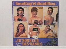 AU BONHEUR DES DAMES Farcattrap et discotillons SPX 222