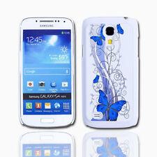 Design No.4 Back Cover Case Handy Hülle  für Samsung i9190  i9195 Galaxy S4 Mini