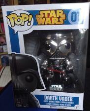 POP! Vinyl Star Wars 01 Darth Vader Chrome