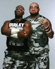 WWE PHOTO DUDLEY BOYZ WRESTLING PROMO BUBBA RAY D-VON