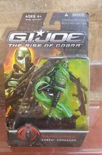 Gi Joe Rise Of Cobra Nano Viper Figura Sellada cobra Commando