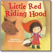 Little Red Riding Hood (Fairytale Boards) by Parragon Books