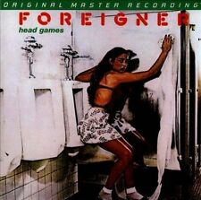 Head Games by Foreigner - new SACD Mobile Fidelity