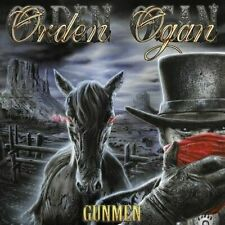ORDEN OGAN - Gunmen CD NEU