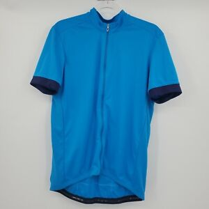Specialized Apparel Mens XL Cycling Jersey Turquoise