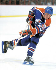 Edmonton Oilers WAYNE GRETZKY 8x10 Photo NHL Hockey Print 'The Great One' Poster