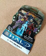 Unopened HALO Mega Bloks UNSC AI CORTANA Series 4 Micro-Action Figure Ultra Rare