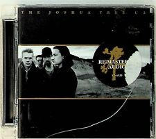 U2 -The Joshua Tree-Remastered Edition CD -2007 (Where The Streets Have No Name)