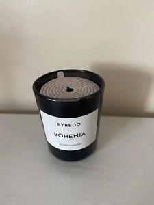 Byredo Bohemia candle in box, 70g