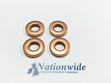 Renault Megane III 1.5 DCI Common Rail Diesel Injector Washers/Seals x 4