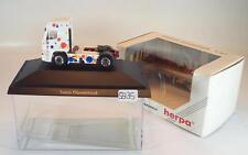 Herpa 1/87 PC 184403  Iveco Zugmaschine Flowertruck OVP #5935