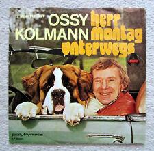 Single / OSSY KOLMANN / POLYHYMNIA / AUSTRIA / RARITÄT /