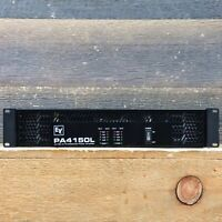 Electro-Voice PA4150L Quad 150W/Channel Flexible Multi-Channel Power Amplifier