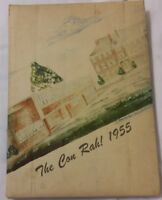 1954 Vintage Old Yearbook Connors State Agricultural College Warner Oklahoma OK.
