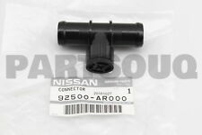 92500AR000 Genuine Nissan CONNECTOR-HEATER HOSE 92500-AR000