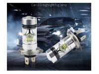 CREE H7 LED 110W 6000K Ampoules Voiture Kit Feux Phare Anti Lampe Xénon Blanc 2x