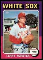 1975 Topps Nm Set Break Terry Foster White Sox #137 *Noles2148* C/S 10=Fs