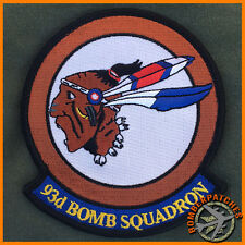 93d Bomb Squadron Patch, B-52H Stratofortress US Air Force Reserve Barksdale AFB
