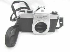 Asahi Pentax SP 1000 35mm Film SLR Camera Body Chrome w/strap
