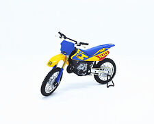 1:18 Welly HUSQVARNA CR125 Motorcycle Motocross Model New In Box