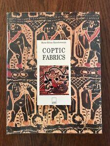 Coptic Fabrics - Adam Biro
