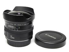 Canon EF 15 mm f/2.8 fisheye