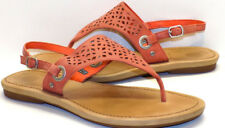 UGG Australia Coral Vivyan II T-Strap Sandals Women's US Shoe Size 11M