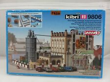 Kibri WOODEN TOY FACTORY HO Scale Model Kit 9806 UNBUILT